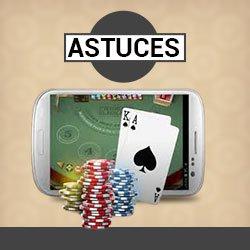 Quelques astuces blackjack au casino en ligne